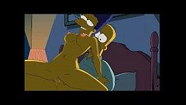 Simpsons porn...