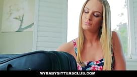 MyBabySittersClub - Hot Babysitter Fucks...