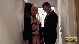 Mature British whore anally...