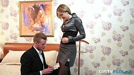 Dirty Flix - The secretary...