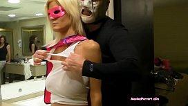 Rare Full Masked Pervert...