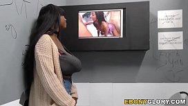Busty Ebony Rachel Raxxx...