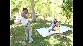 Lucy Thai Asian Threesome...