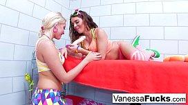 Vanessa Cage And Dani...