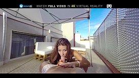BaDoink VR Outdoor Sex...