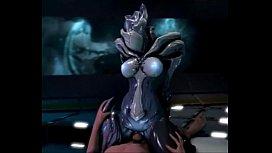 3D Alien Pussy Rides...