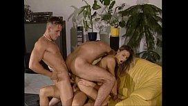 Triple Penetration orgy...