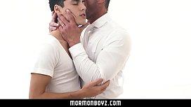 MormonBoyz- Submissive Boy Fucks...
