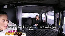 Female Fake Taxi Skinny...