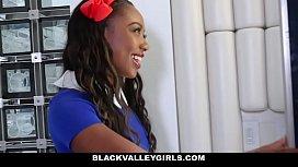 BlackValleyGirls - Hot Bubble Butt...
