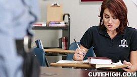 Schoolgirl Chase Ryder Loves...