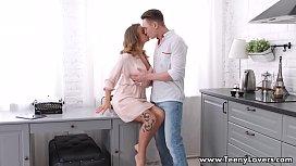 Teeny Lovers - Guy makes...