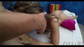 Sexual breasty teen hottie...
