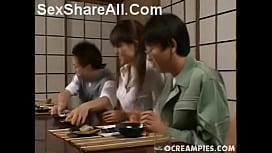 Asakawa Rei Jerks Off...