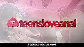 TeensLoveAnal - Hot Church Groupie...