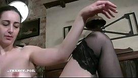Amateur french porn...