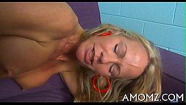 Sex addicted mom in...