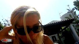 Tamara superbe MILF blonde...