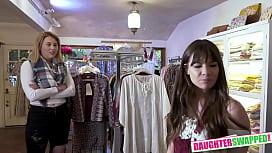 Violet Rain , Alison Rey In The Horndog Heckler