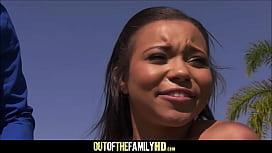 Hot Black Teen Stepdaughter...