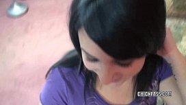Cuban swinger Cristal Cortez...