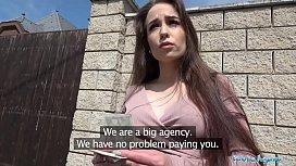 Public Agent Hot Russian...
