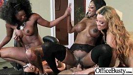 Hard Sex Tape In Office With Big Tits Slut Horrny Girl (anya diamond jade jasmine) vid-07