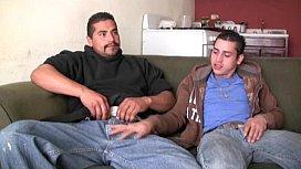 Hot straight latino guys...
