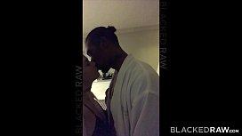 BLACKEDRAW Shy teen first...