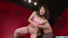 Tomoka Sakurai shaved pussy...