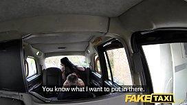 Fake Taxi huge creampie...