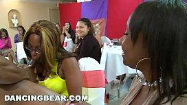 Wild CFNM Bachelorette Party...