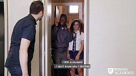 PORNO ACADEMIE - French teen...