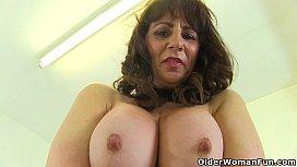 Britain's milf maids...