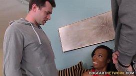 Ebony Ivory Logan Interracial...