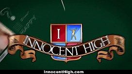 InnocentHigh - Teachers Pet Gets A C ...