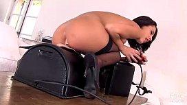 French seductress Nikita Bellucci...
