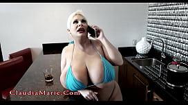 Claudia Marie Twerking For...