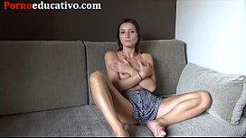 Valentina Bianco se masturba...