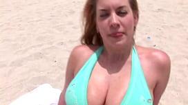 Big tits and blowjobs...