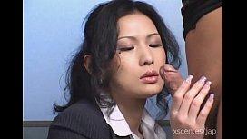 Chinami Sakai japanese secretary...