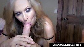 Big Boobed Milf Julia...