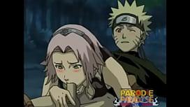 Naruto XXX 1 Sakura...