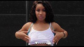 Exotic4K - Ebony Jenna Foxx...