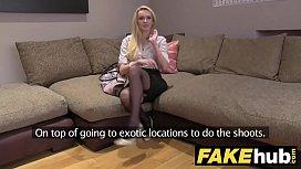 Fake Agent UK Amateur...