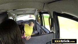 Older Cab Driver Injured...