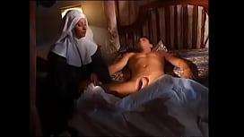 Deflowering an italian nun...