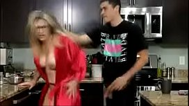 Stepmom and Stepson Unexpected...