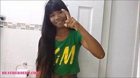 HD tiny Thai teen...