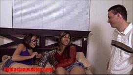 Asian teen cutties share...